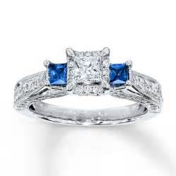 kays engagement ring jewelers sapphire engagement rings