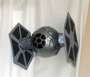 Star Wars Diy : tie fighter decorations crafts party ideas pinterest decoration ~ Orissabook.com Haus und Dekorationen