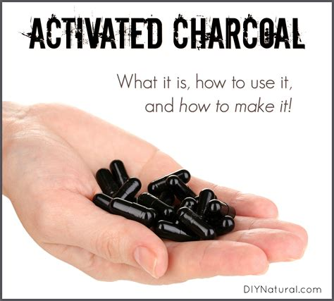 how to use charcoal activated charcoal uses what is it and how is it useful