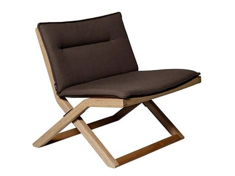 folding cruiser armchair by marina bautier