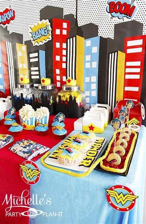 Kara's Party Ideas Wonder Woman Party Planning Ideas. Home Decor Bedroom. Rooms In Biloxi. Graduation Decoration Ideas. Western Kitchen Decor. Round Glass Dining Room Tables. Ergonomic Living Room Furniture. Grey Living Room Walls. Decorative Fireplace Logs