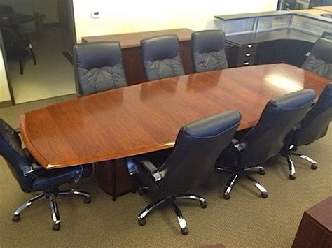 conference room table furniture used conference room meeting tables office boardroom