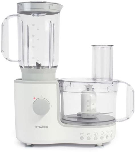 kenwood cuisine buy kenwood fp190 food processor 600 watt white ksa souq