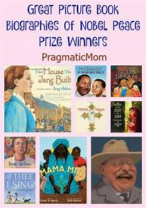 Picture Book Biographies of Nobel Peace Prize Winners ...