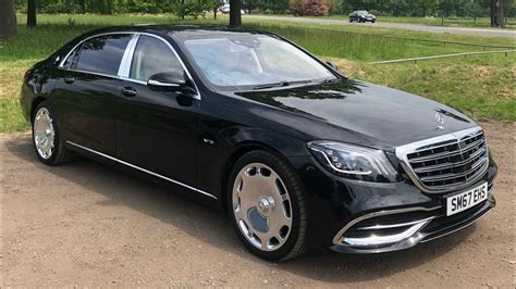 Time To Buy A Maybach? 2018 Mercedes Maybach