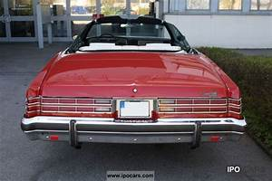 2012 Pontiac   Grandville Brougham Convertible   455cui