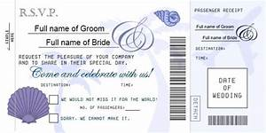 Boarding pass rsvp weddingbee photo gallery for Boarding pass wedding invitations with rsvp template