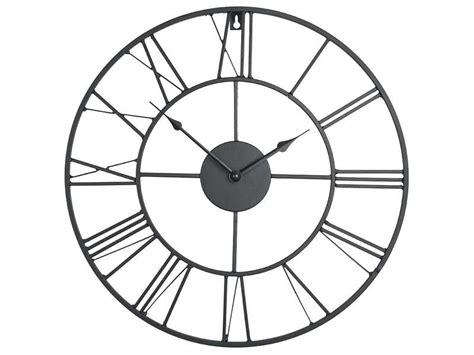 conforama horloge cuisine horloge 80 cm clem coloris noir vente de horloge conforama