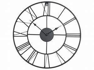 Grande Horloge Murale Originale : simple pendule de cuisine design with pendule de cuisine design ~ Teatrodelosmanantiales.com Idées de Décoration