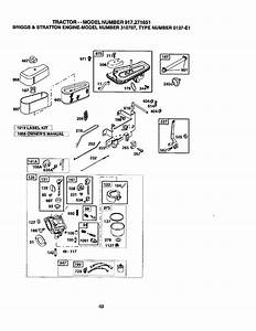 Craftsman 917271651 User Manual Lawn Tractor Manuals And