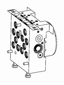 Chrysler 300 Control Unit  Hydraulic Control Unit  Anti