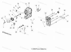 Polaris Atv 2007 Oem Parts Diagram For Transmission