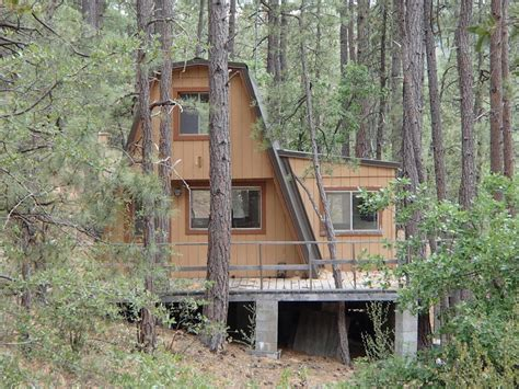 cabin and land for 85k 502 sq ft cabin in arizona with land