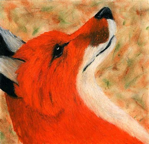 drawn animal oil pastel pencil   color drawn animal