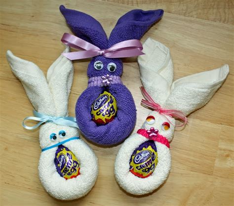 craft  activities   ages face cloth easter