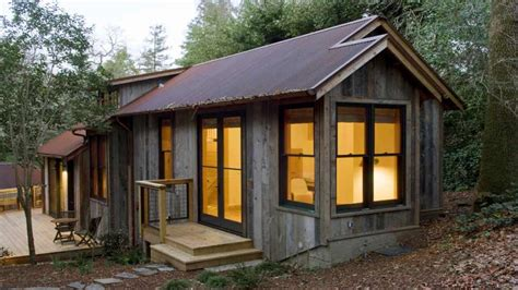 Cozy Small Guest House Small Rustic Guest House, best ...