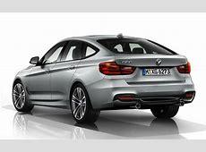 BMW 3 Series GT premium midsized hatch revealed photos