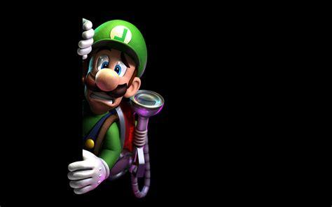 Animated Mario Wallpaper - luigi mario bros simple background