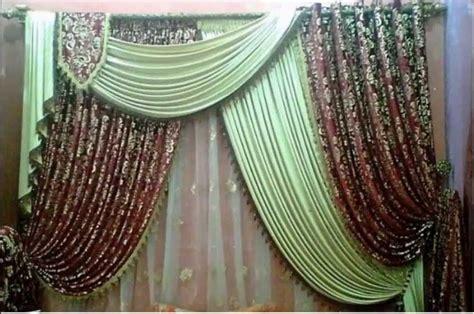 tissu canapé marocain rideaux salons marocains modernes déco salon marocain