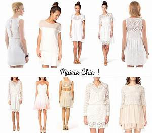 10 robes chics pour la mairie With robe de mariée mairie