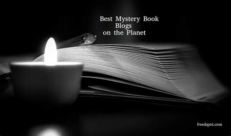 Top 100 Mystery Book Blogs And Websites For Mystery