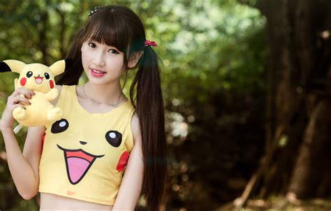Asian Girl Screensavers