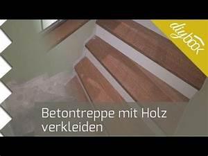 Betontreppe Mit Holz : die besten 25 treppe verkleiden ideen auf pinterest ~ Lizthompson.info Haus und Dekorationen