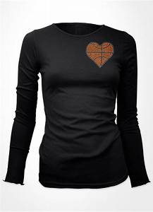Basketball Heart Small Get Stoned Apparel