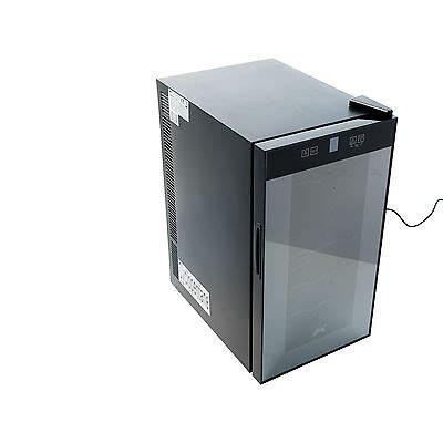 ovation dual zone wine bottle and drinks thermoelectric cooler fridge 18 bottle 5030017085313 ebay