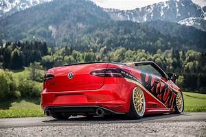 Golf 4 Cabrio Tuning : vw golf 7 gti cabrio tuning 1 ~ Jslefanu.com Haus und Dekorationen