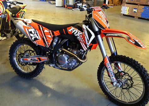 motocross bike graphics ktm sx sxf custom dirt bike graphics image gallery