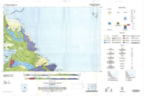 peta geologi bungku morowali   resume