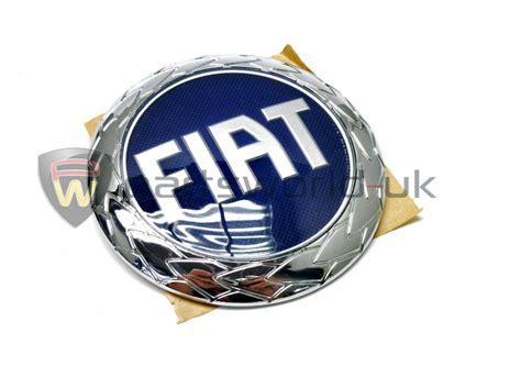 Fiat Emblem by Fiat Mk2b Punto 2003 2007 Rear Tailgate Badge Emblem Logo