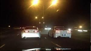 Toyota Supra  430rwkw  Vs Nissan Skyline R34 Gt