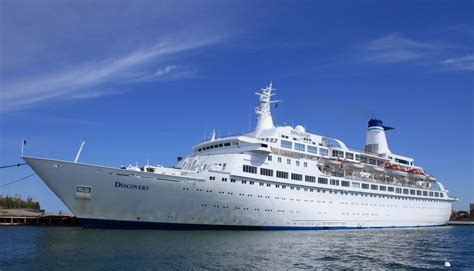 Panoramio - Photo Of Cruise Ship Discovery