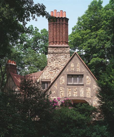 tudor revival style restoration design   vintage house  house