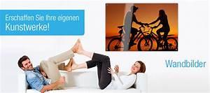 Wandbilder Online Bestellen : wandbilder online gestalten und bestellen aldi foto ~ Frokenaadalensverden.com Haus und Dekorationen