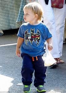 Ben Affleck and Jennifer Garner's son Samuel shows his ...