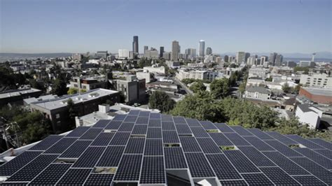 solar panel seattle from high rise to low impact a building that mimics a forest quest kqed science