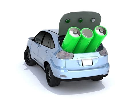 Electric Car Battery by Materials Used In Electric Car Batteries