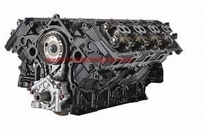 Remanufactured 5 7l Hemi Engines