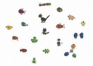 Malen Mit Kindern : bild 2 malen per fingerabdruck mit kindern fantasiewesen erschaffen ~ Orissabook.com Haus und Dekorationen