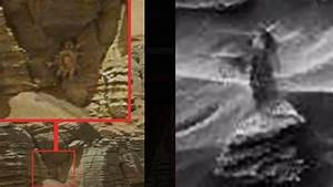 ALIEN WOMAN & CREEPY CRAWLERS ON MARS!!! 2015 - UFOSIGHT