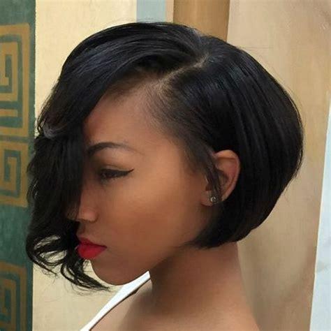 asymmetrical haircuts hair 50 stylish hairstyles for black part 2 5363