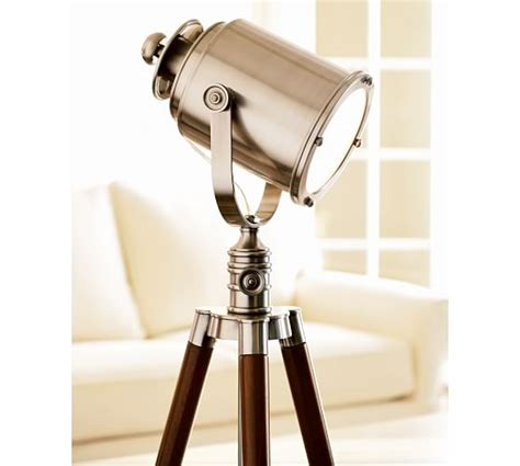 photographer s tripod floor l pottery barn