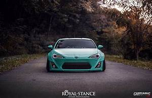 Low Toyota GT86 » CarTuning - Best Car Tuning Photos From
