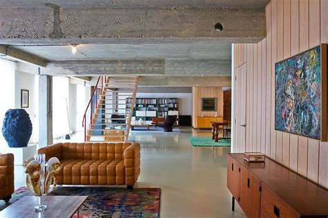 This Eclectic Loft in Belgium Is Filled with Color and