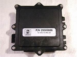 Rv Chassis Parts Used Allison 12v Relay P  N  29509886