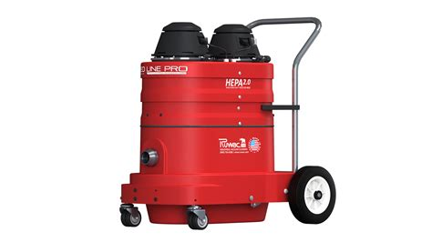 industrial concrete dust vacuum systems ruwac usa