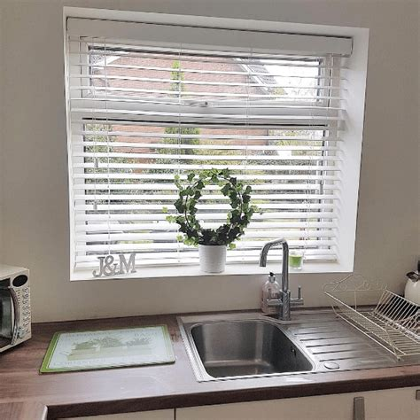 Blinds 2 Go by Your Style How To Style White Wooden Blinds Blinds 2go